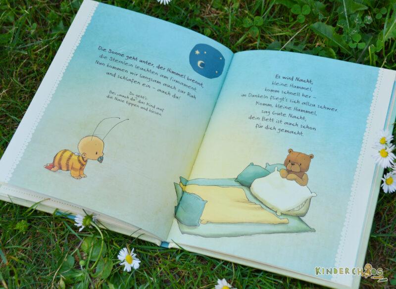 Die Baby Hummel Bommel – Erste Reime Kinderbuch