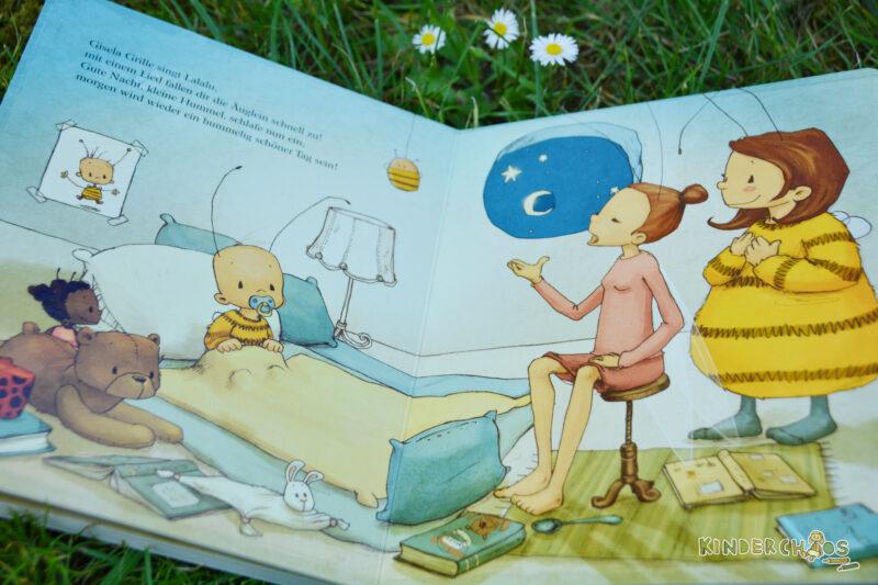 Die Baby Hummel Bommel – Gute Nacht Kinderbuch