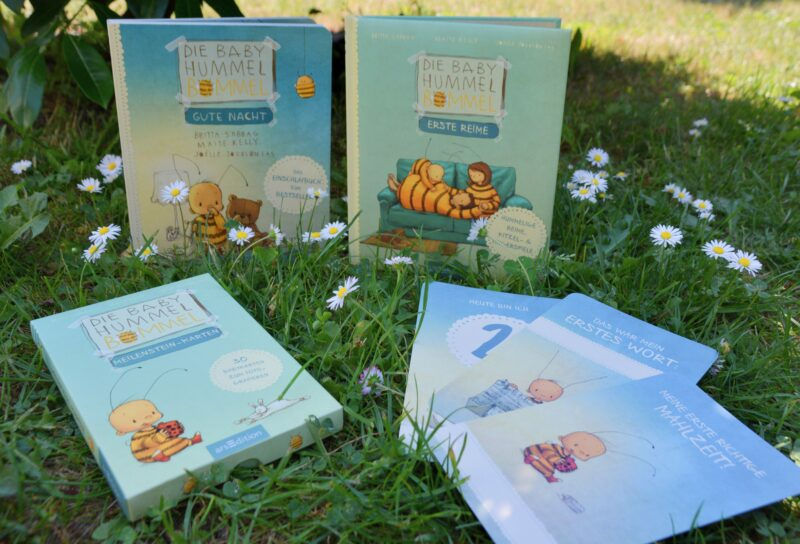 Zum Internationalen Kindertag summt die Baby Hummel Bommel vorbei + Verlosung