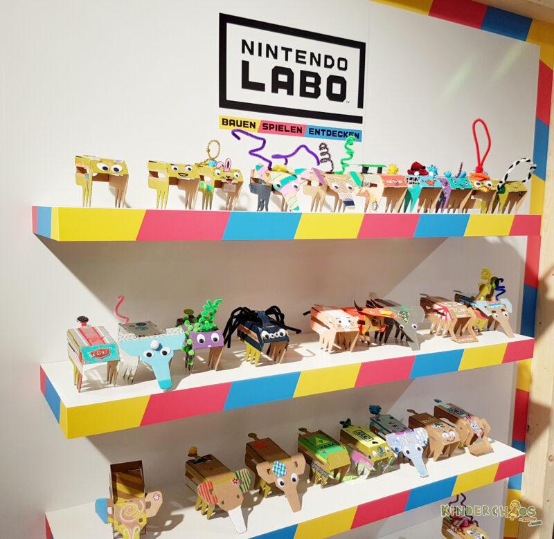 Nintendo Labo Bauen Spielen Entdecken