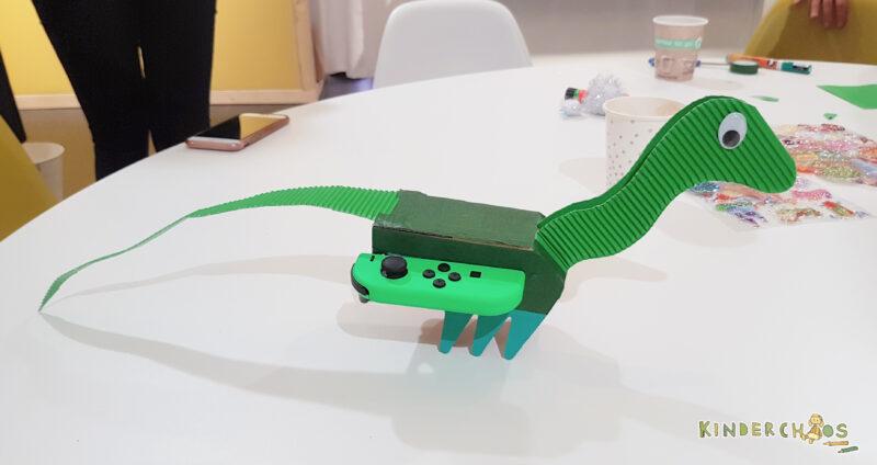 Nintendo Labo Dino