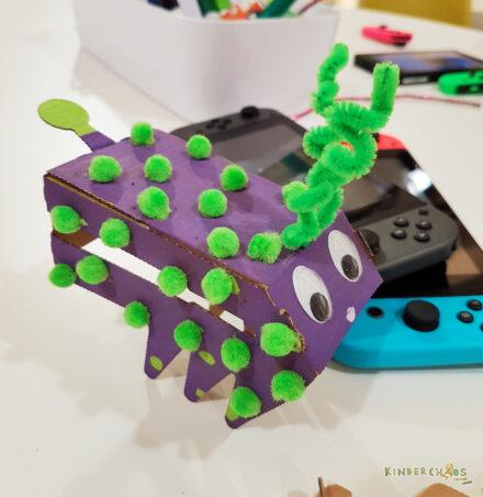 Ein Tag im Hamburg: Bauen, Spielen, Entdecken – Der Nintendo Labo Workshop