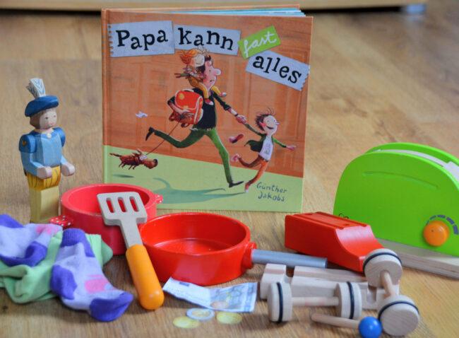 Verlosung zum Vatertag: Papa kann fast alles von Günther Jakobs
