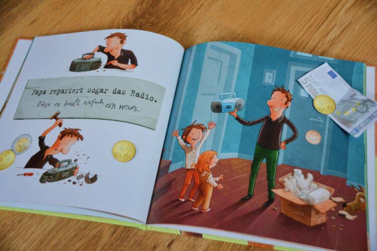 Papa kann fast alles Günther Jakobs Kinderbuch Bilderbuch
