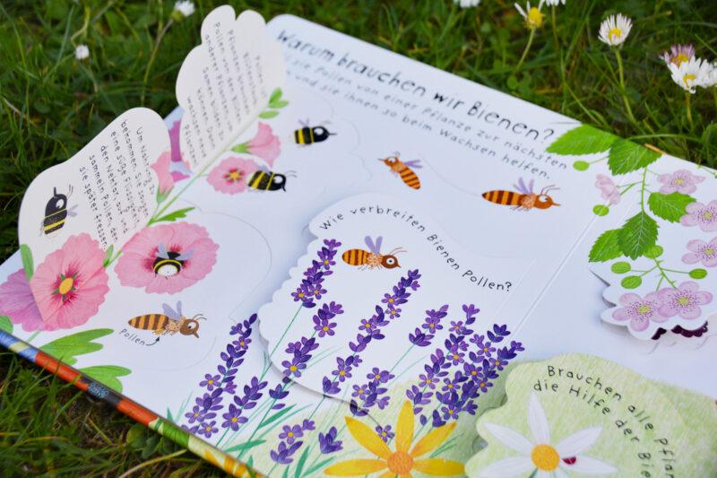 Warum brauchen wir Bienen? Usborne