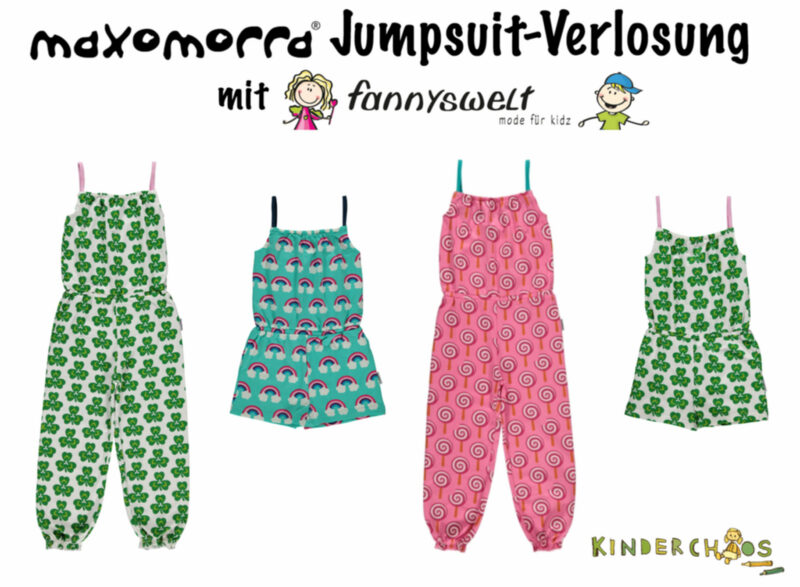 Fannyswelt Jumpsuit