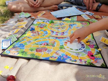 Spiel des Lebens Junior: Ich erzähle dir von meinem spannenden Tag!