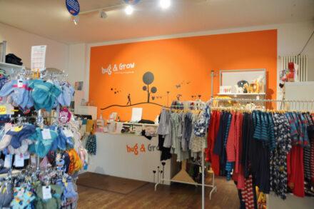 Nachhaltig shoppen in Berlin: Mein Besuch bei Hug & Grow