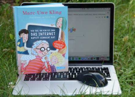 Der Tag, an dem die Oma das Internet kaputt gemacht hat – Wir kennen es doch alle