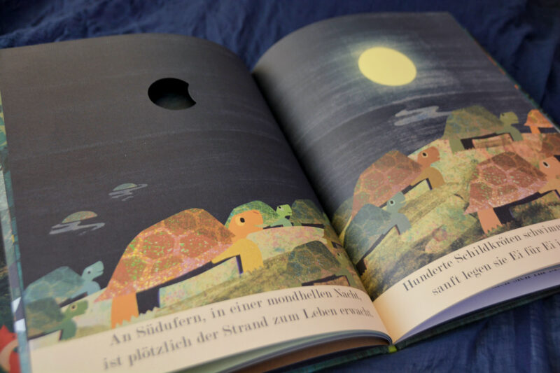 Mond Eine Reise durch die Nacht