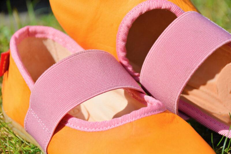 Pololo Ballerina orange