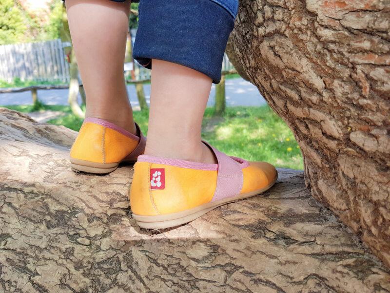 POLOLO Ballerina Fleur: Der richtige Schuh für eine kleine Tanzmaus