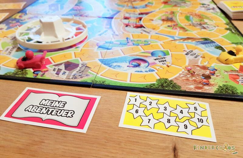 Spiel des Lebens Junior Gesellschaftsspiel