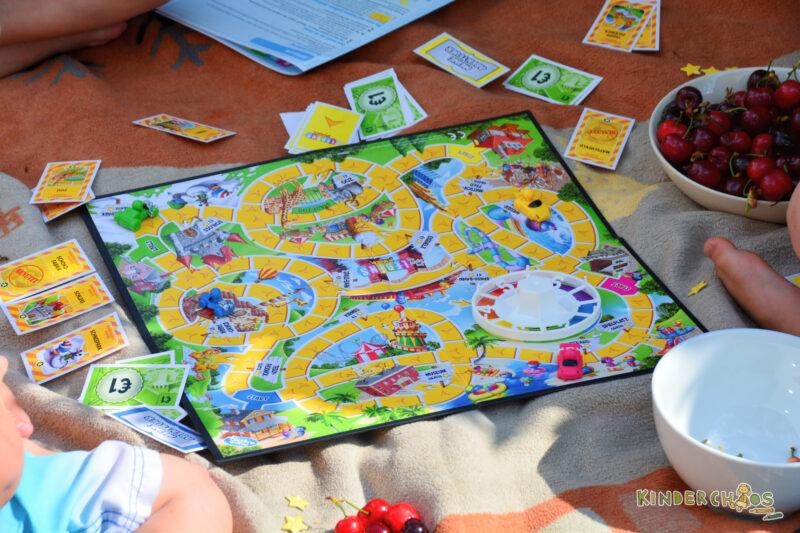 Spiel des Lebens Junior Hasbro