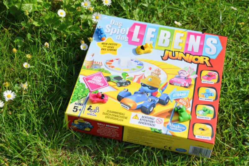 Spiel des Lebens Junior Hasbro Kinder