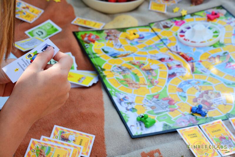 Spiel des Lebens Junior Kinder