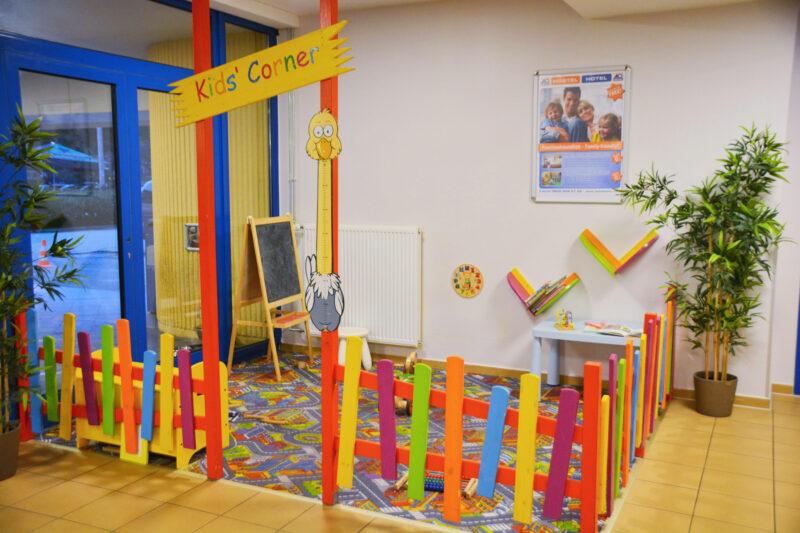 AO Hostel Hotel Kids Corner