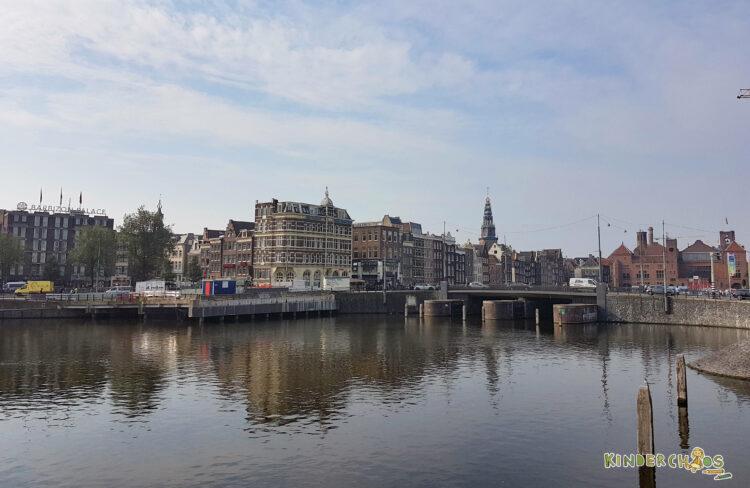 A&O Hostel Hotel Amsterdam Niederlande AO Family Day Kurzurlaub Familienurlaub