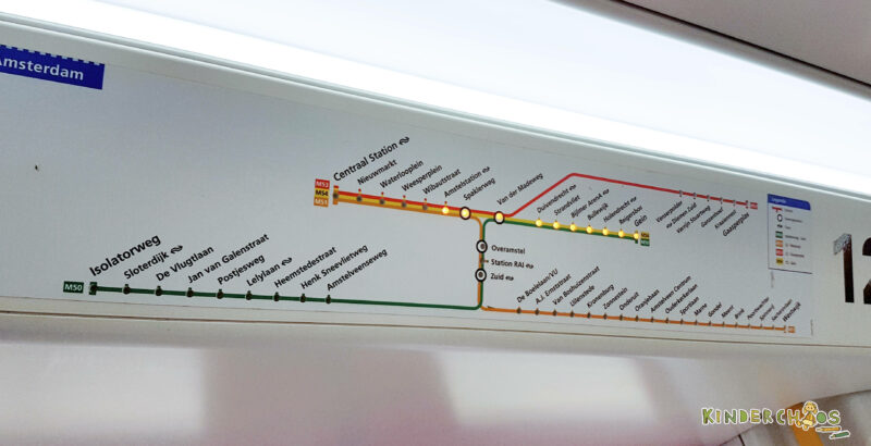 Amsterdam Bahn