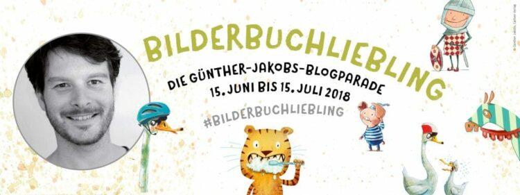 #Bilderbuchliebling: Die Günther-Jakobs-Blogparade Klingeling Schnabbeldiplapp