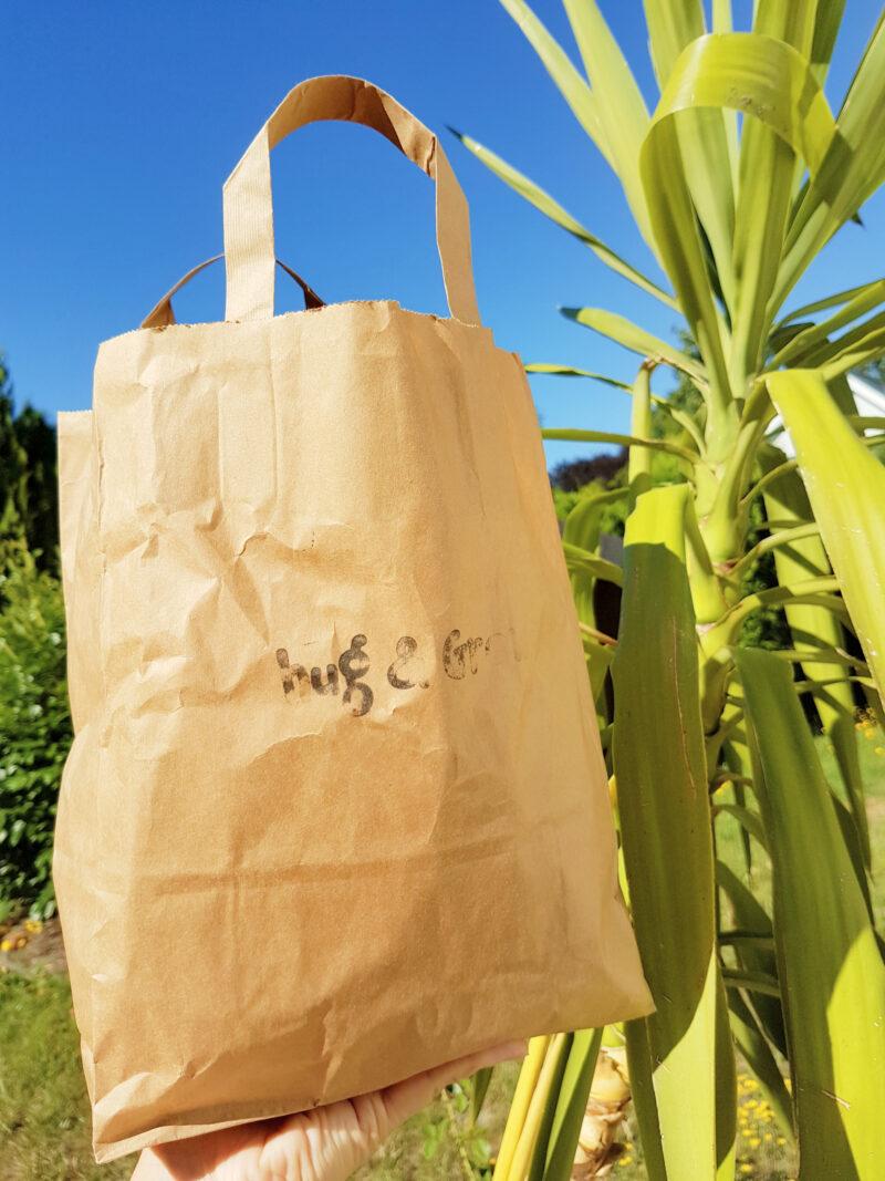 Hug & Grow nachhaltig ökologisch