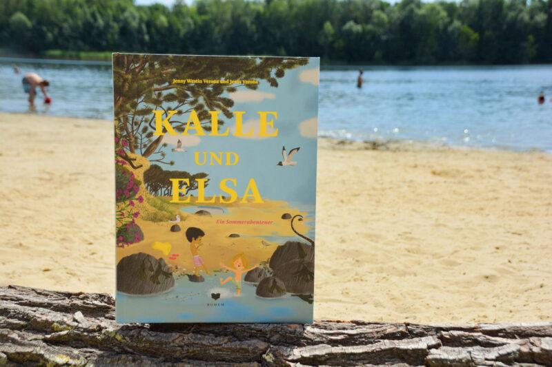 Grüße von der Ostsee: Kalle und Elsa – Ein Sommerabenteuer + Gewinnspiel