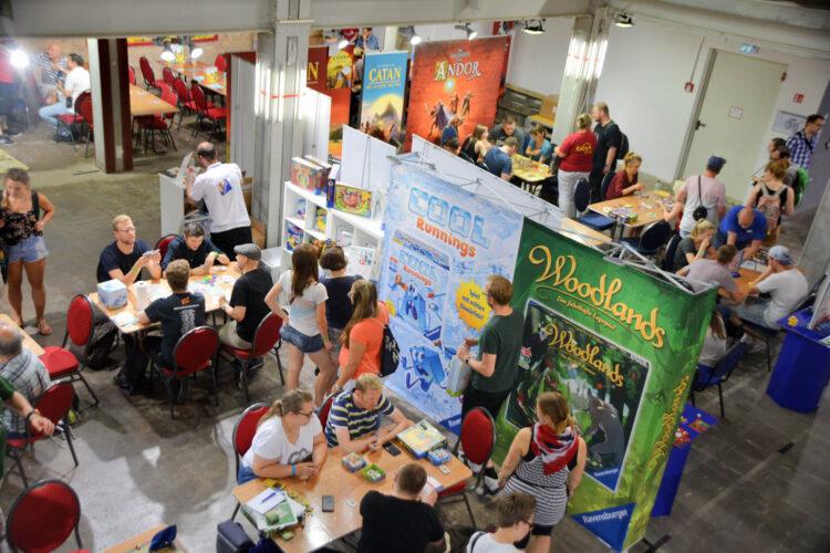 Brettspielmesse Brettspiel Con Berlin