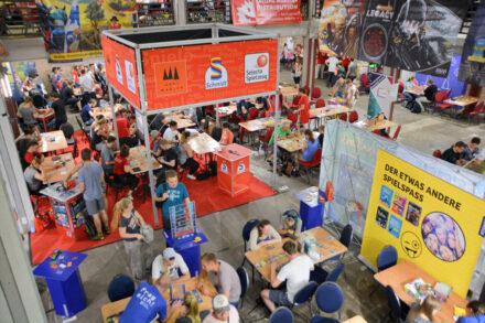 Berlin Brettspiel Con 2018 – Teil 1: Die Brettspielmesse für die ganze Familie