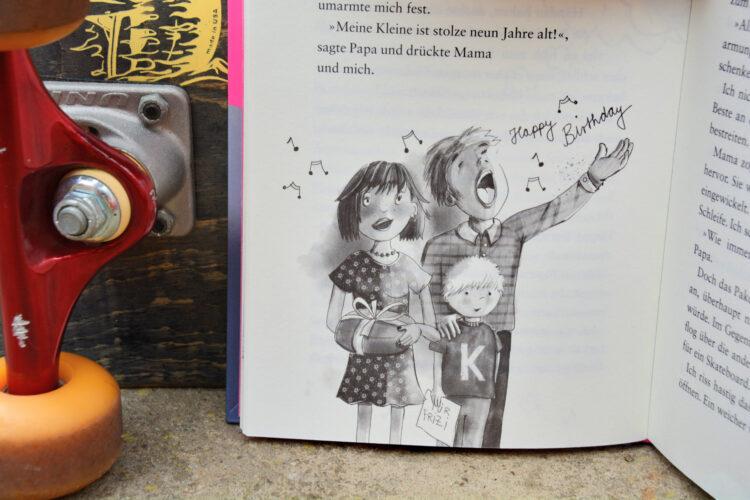 Fritzi Klitschmüller Planet! Britta Sabbag Kinderbuch