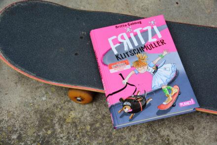 Fritzi Klitschmüller – Der große Traum vom eigenen Skateboard!