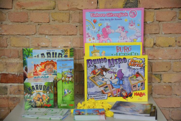 Haba Kinderspiele Familienspiele