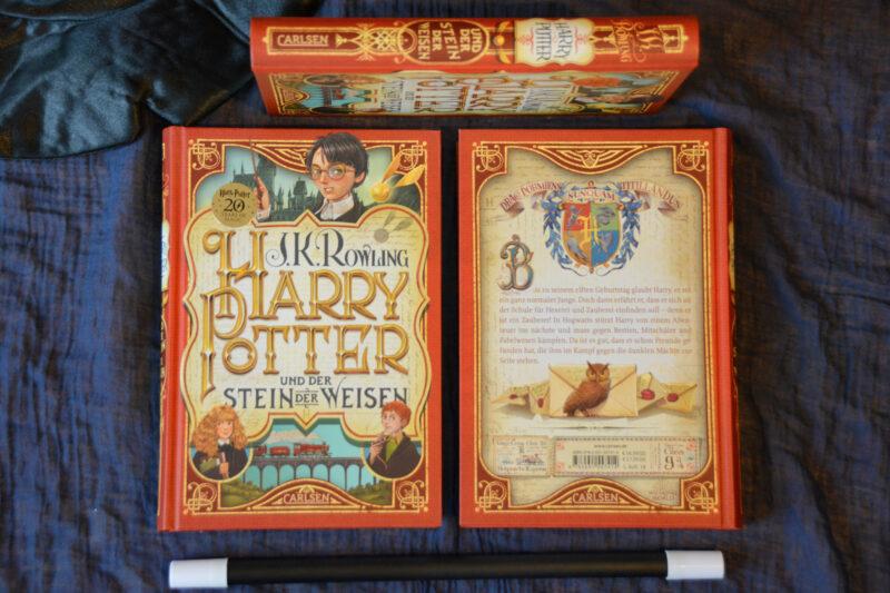 Harry Potter Stein der Weisen 20 Jahre