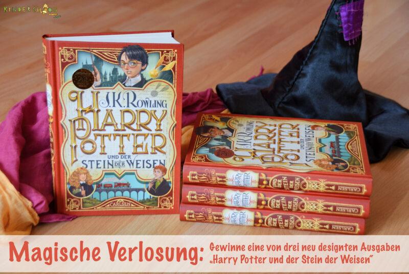 Harry Potter und der Stein der Weisen Verlosung