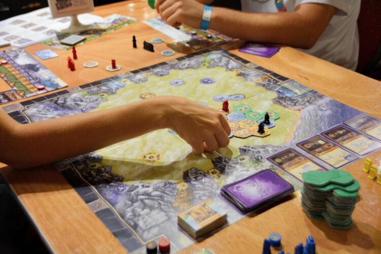 Pandoria Brettspiel Gesellschaftsspiel