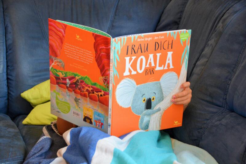 Trau dich Koala Bär Kinderbuch