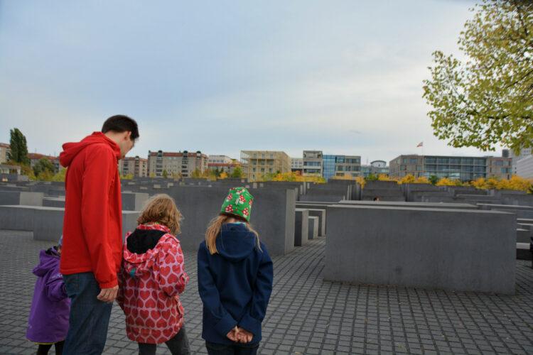 Holocaust Denkmal Berlin
