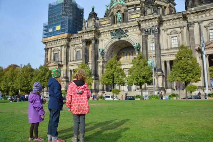 Stadtspiel Schnitzeljagd Berlin City Kids