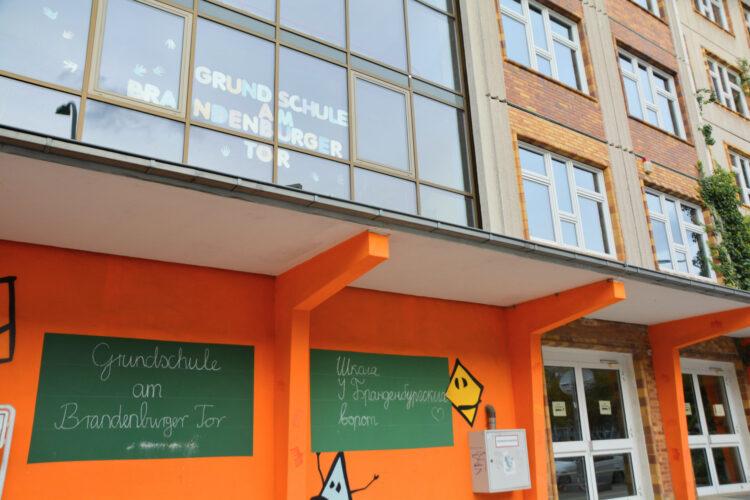 Grundschule am Brandenburger Tor Berlin