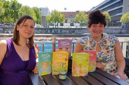 Kinderbuchautorin Cally Stronk im Interview: Mama und Tochter fragen nach!