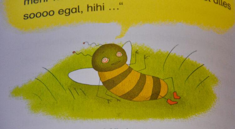 Leonie Looping: Das Rätsel um die Bienen