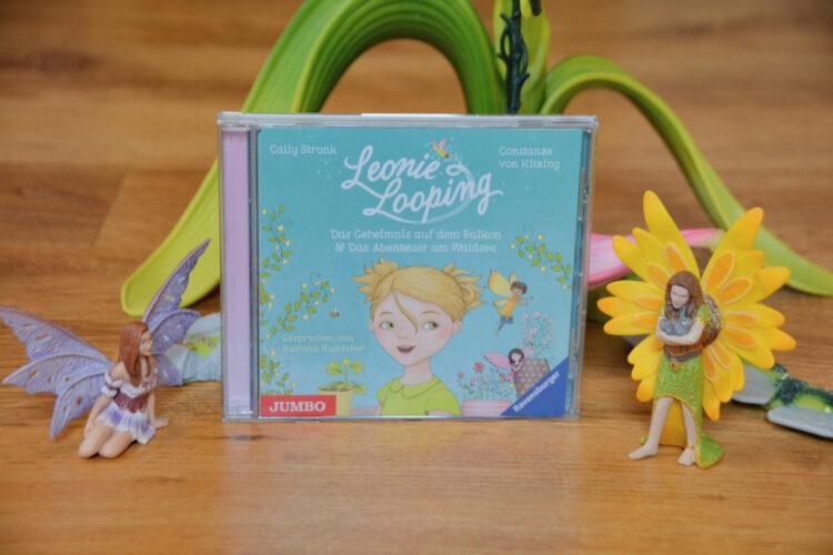 Leonie Looping: Das Geheimnis auf dem Balkon + Das Abenteuer am Waldsee Hörbuch CD