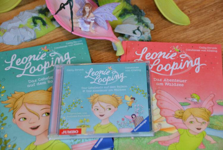 Leonie Looping: Das Geheimnis auf dem Balkon + Das Abenteuer am Waldsee