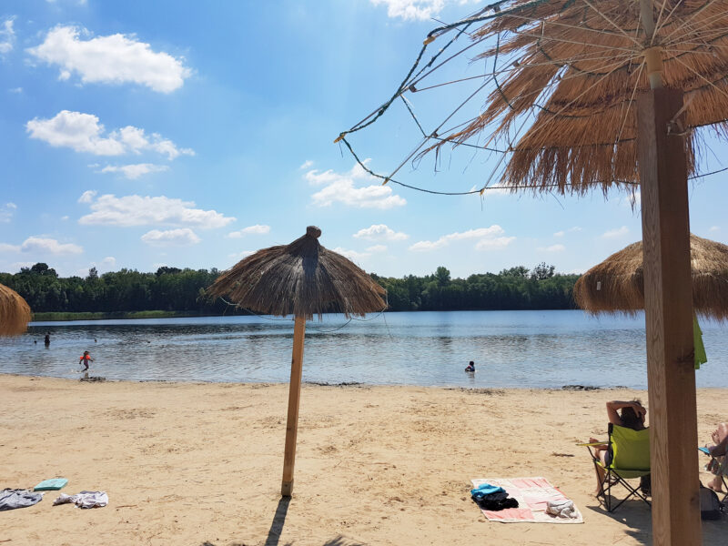 Sommerferien Strand