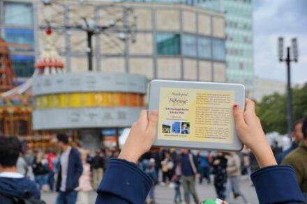 Stadtspiel für Kinder: Unser Wochenendausflug mit Rätselaufgaben und Aha-Effekt