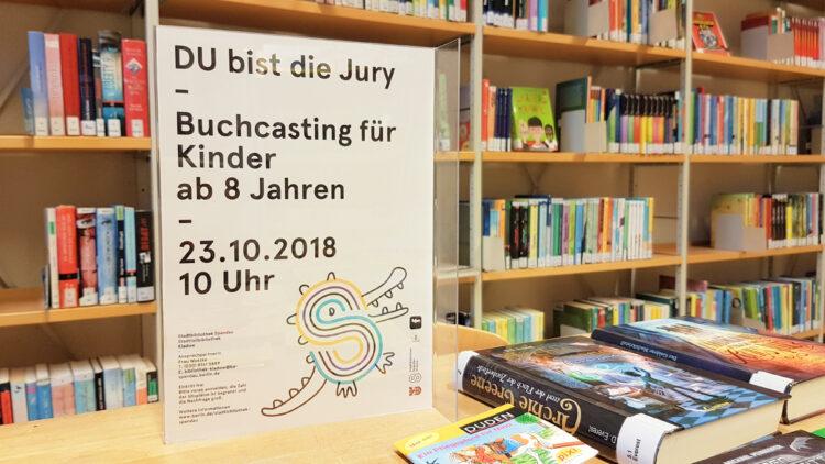 Buchcasting für Kinder