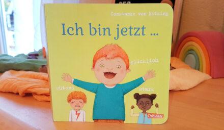 Gefühle bei Kindern: Ich bin jetzt… glücklich, wütend, stark – Und wie fühlst du dich heute?