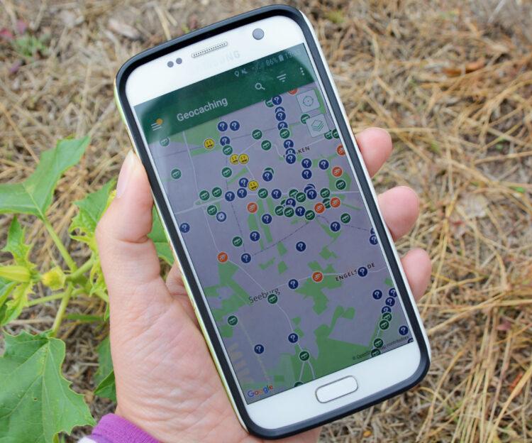 Geocaching.com App