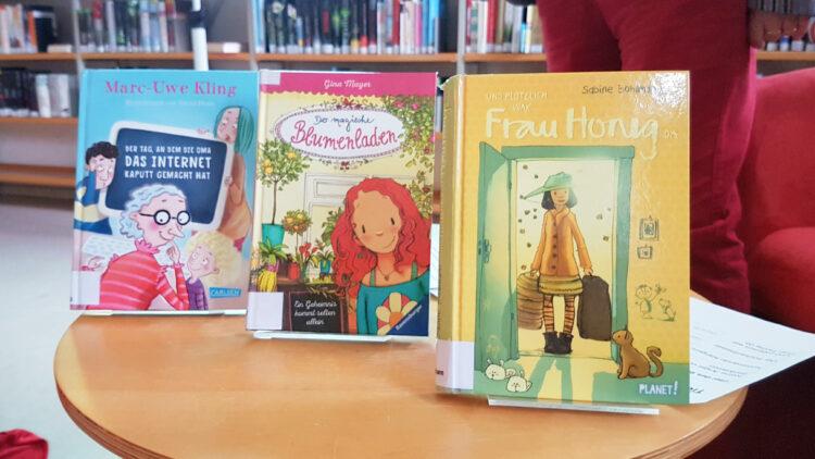 Gewinner vom Buchcasting für Kinder
