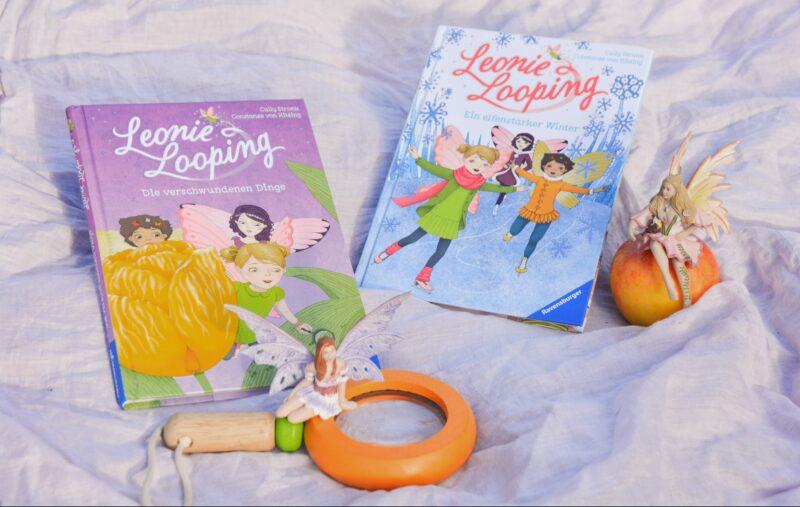 Leonie Looping: Die verschwundenen Dinge + Ein elfenstarker Winter + Gewinnspiel
