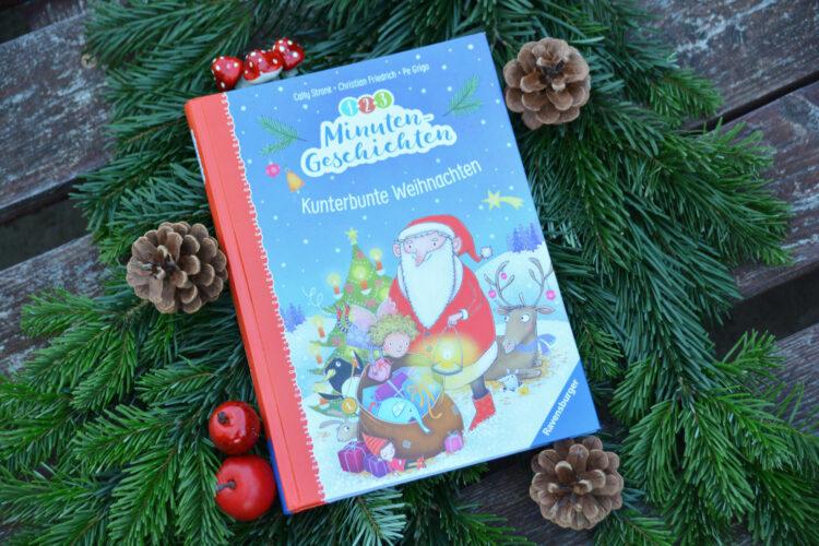1-2-3 Minuten-Geschichten Kunterbunte Weihnachten